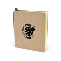 Whittingham Eco Sticky Note Book